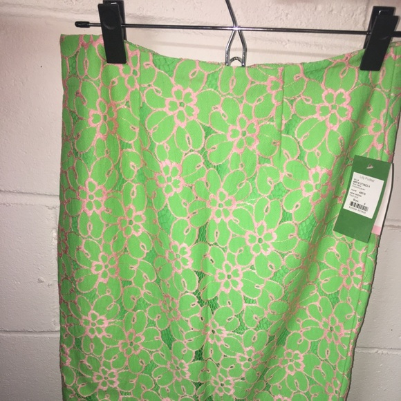 1682d374b Lilly Pulitzer Skirts   Hyacinth Skirt   Poshmark